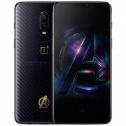 uno mas 6 A6000 avengers edition smart phone dual SIM con 8GB RAM? 256GB ROM - negro