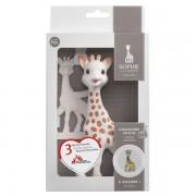 Set Jucarie de baie si Inel dentitie Vulli girafa Sophie
