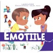 Emotiile. Enciclopedia celor mici