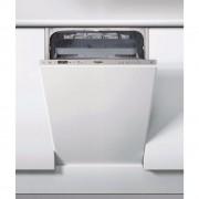 Masina de spalat vase incorporabila Whirpool WSIC 3M27 C, 10 seturi, 6 programe, Clasa A++, 45 cm, Incarcare la jumatate