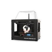 Impressora 3d Makerbot Fdm Experimental W/hood 2 Extrusion Usb Abs (replicator 2x~mp05927)