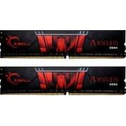 Kit Memorie G.Skill Aegis 2x4GB DDR4 2400MHz CL15 Dual Channel