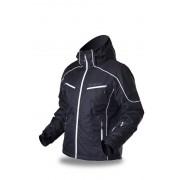 Kabát Trimm Hólabda Sea Black/White