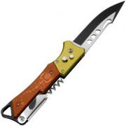 24CM Pocket Folding Stainless Steel Knife Knives - KN 34 A