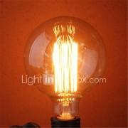 G125 40w e27 gloeilamp retro edison lampen (AC220-240V)