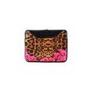 Case Para Notebook 14 Pol Animal Print Bolso Front