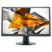 "AOC Value e2460Phu - Monitor LED - 24"" - 1920 x 1080 Full HD (1080p) - 250 cd/m² - 1000:1 - 2 ms - HDMI, DVI-D, VGA - altifalan"