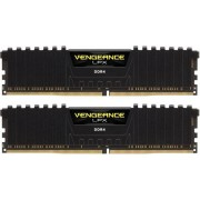 DDR4, KIT 32GB, 2x16GB, 2400MHz, Corsair Vengeance™ LPX, CL14 (CMK32GX4M2A2400C14)