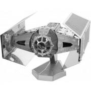 Metal Earth Fém makett Star Wars Darth Vader TIE Fighter űrrepülő építőkészlet 502664