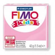 Gyurma, 42 g, égethető, FIMO Kids, pink