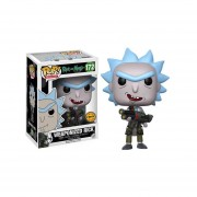 Funko Pop Weaponized Rick Chase De Rick And Morty
