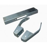 SUPPORT DE TREUIL MITSUBISHI L200 1993- 2000 (type K34) - accessoires 4X4 MISUTONIDA