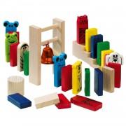 Haba houten Domino-race 263-delig