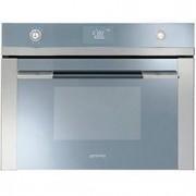 Smeg SF4120M 60cm Linea Microwave Oven,