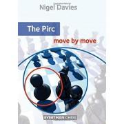 Carte : Pirc: Move by Move Nigel Davies