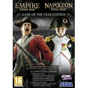 EMPIRE AND NAPOLEON: TOTAL WAR - GAME OF THE YEAR EDITION (GOTY) - STEAM - PC - WORLDWIDE