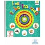 Invat limba franceza Contine cd cu jocuri