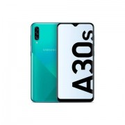 "Samsung Smartphone Samsung Galaxy A30s Sm A307f Dual Sim 64 Gb Octa Core 6.4"" Super Amoled Tripla Fotocamera 25 + 5 + 8 Mp 4g Lte Wifi Bluetooth Refurbished Prism Crush Green"