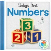 Building Blocks Numbers Baby's First Padded Board Book S2
