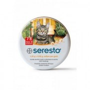Bayer Spa (Div.Sanita'Animale) Seresto*gatti 1,25g+0,56g