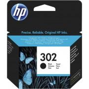 Cartridge HP No.302 F6U66AE black, DJ 1110/2130/3630/4520/OJ 3830, 190str.
