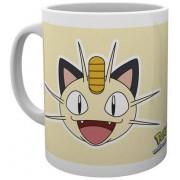 GYE Pokemon - Meowth Face Mug