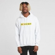 Sns Try Hoodie White/Yellow