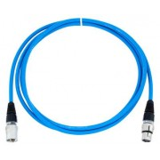 Sommer Cable Stage Blue Line Vocal 2,5m