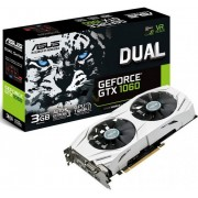 Asus Dual series GeForce GTX 1060 3GB GDDR5 192-bit Graphics Card