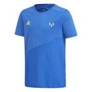 adidas Trainingsshirt Messi - Blauw/Geel Kinderen
