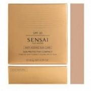 Kanebo Sensai silky bronze sun protective compact- fondotinta solare anti-età spf30 -