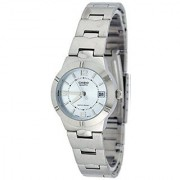 Casio Enticer Analog Blue Dial Womens Watch - Ltp-1241D-2Adf (A850)