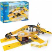 Circuit Constructii autostrazi cu masini Kid Cars 3D 3 7 m