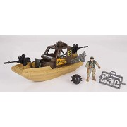 Hamleys Soldier Stealth Patrol Set, Multi Color