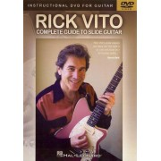 Rick Vito: Complete Guide to Slide Guitar [DVD]