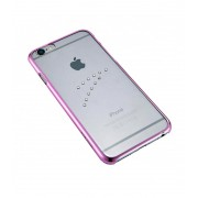 Astrum MC150 Dolphin iPhone 6/6S Swarovski Crystal Case Pink