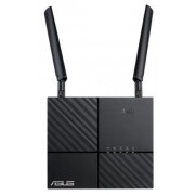 Router Wireless ASUS 4G-AC53U, Gigabit, Dual Band, 4G LTE, 750 Mbps, 2 Antene extrene (Negru)