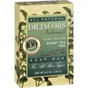 Dr. Jacobs Naturals Bar Soap - Castile - Tea Tree - 6.5 oz