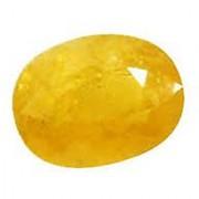 12.25 Ratti Certified Yellow Sapphire-Pukhraj Gemstone