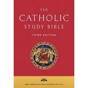 Catholic Study Bible-NAB, Hardcover/Donald Senior