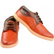Rock Deal Casuals For Men(Red)