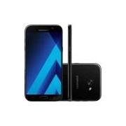 Smartphone Samsung Galaxy A7 Dual Chip Android 6.0 Tela 5.7 Octa-Core 1.9GHz 32GB 4G Câmera 16MP - Preto