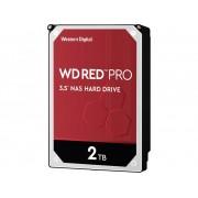 "Western Digital WD2002FFSX Harde schijf (3.5 inch) 2 TB Redâ""¢ Pro Bulk SATA III"
