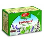 Ceai Calmocard (calmant cardiac) C23, 20 plicuri, Fares