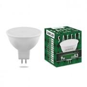 Лампа светодиодная Saffit SBMR1609 MR16 9W GU5.3 6400K 55086
