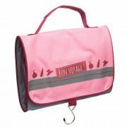 5five Simple Smart Dámská toaletní taška, Skládací háček, Růžová