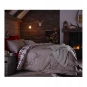 Catherine Lansfield Stag Bedding Set - Multi - Single - Multi