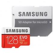 Paměťová karta SAMSUNG MB-MC128GA/EU micro SDHC 128GB CL10 s adaptérem