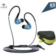 Tantra Trumpet T-900 Premium Wired Sports Running Gym In Ear Earphones Headsets Hands-free Headphones with Mic and