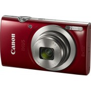 Aparat Foto Digital Canon IXUS 185, 20 MP, Filmare HD, Zoom optic 8x (Rosu)
